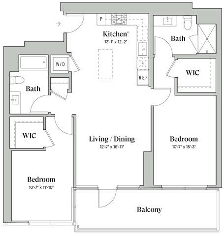 Diega 4101 Floorplan