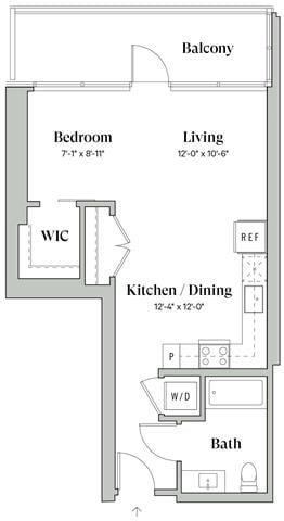 Diega A2 Floorplan