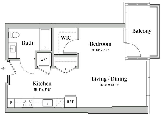 Diega A7 Floorplan
