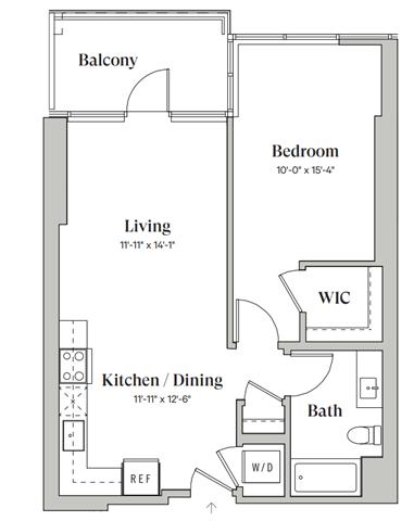 Diega B1 Floorplan