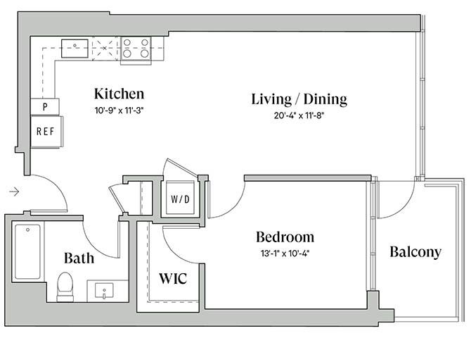 Diega B3 Floorplan