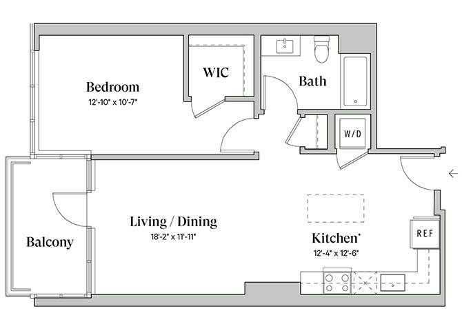 Diega B4 Floorplan