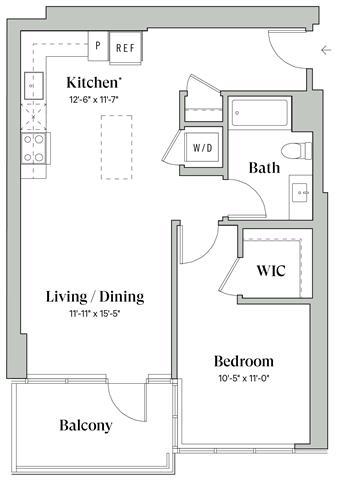 Diega B5 Floorplan