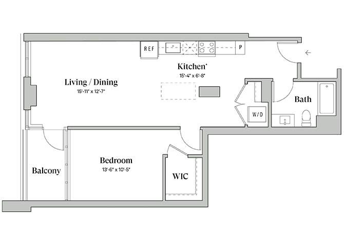 Diega B9 Floorplan