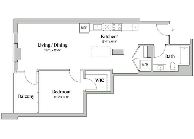 Diega B9a Floorplan