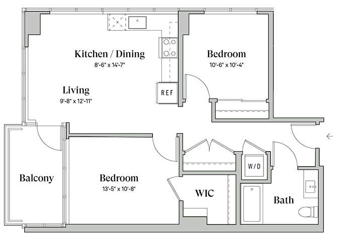 Diega C2 Floorplan