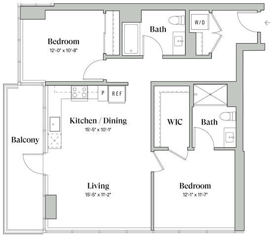 Diega D10 Floorplan