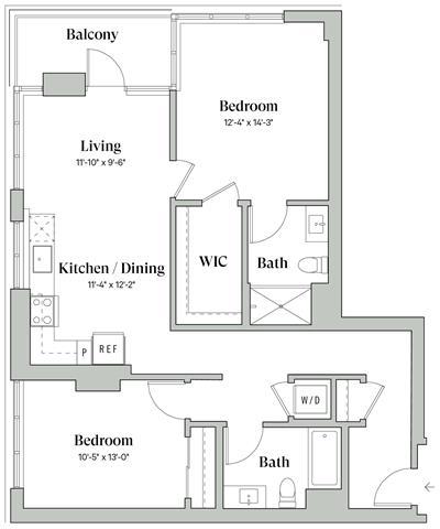 Diega D12 Floorplan