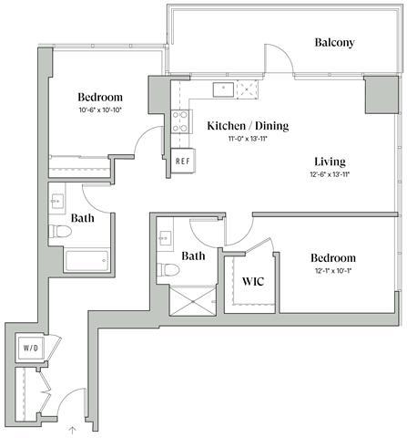 Diega D13 Floorplan