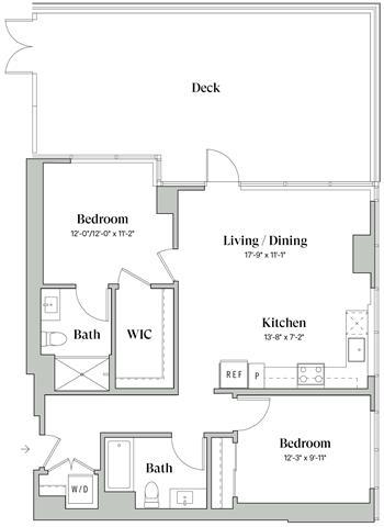 Diega D15 Floorplan