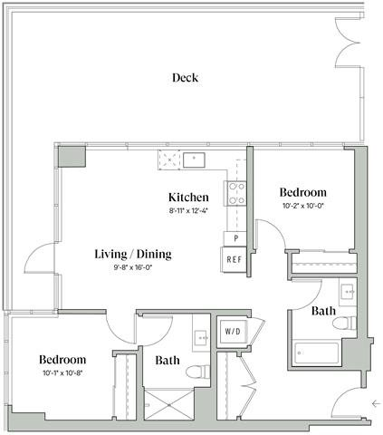 Diega D16 Floorplan