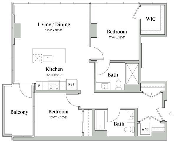 Diega D17 Floorplan