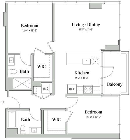 Diega D18 Floorplan