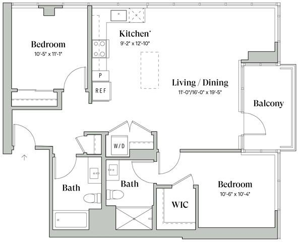 Diega D19 Floorplan