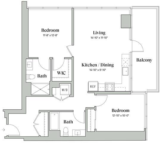 Diega D1 Floorplan