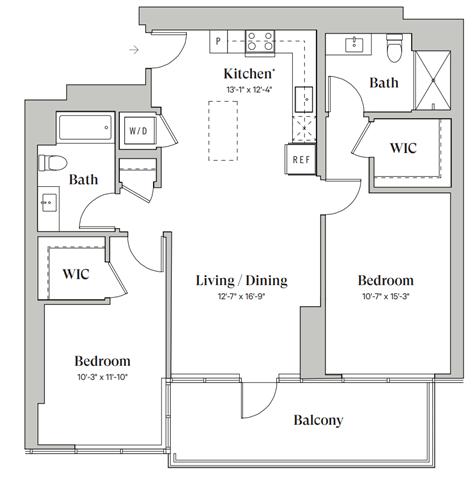 Diega D5 Floorplan