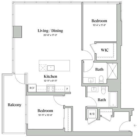 Diega D6 Floorplan