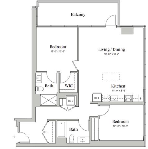 Diega D7 Floorplan