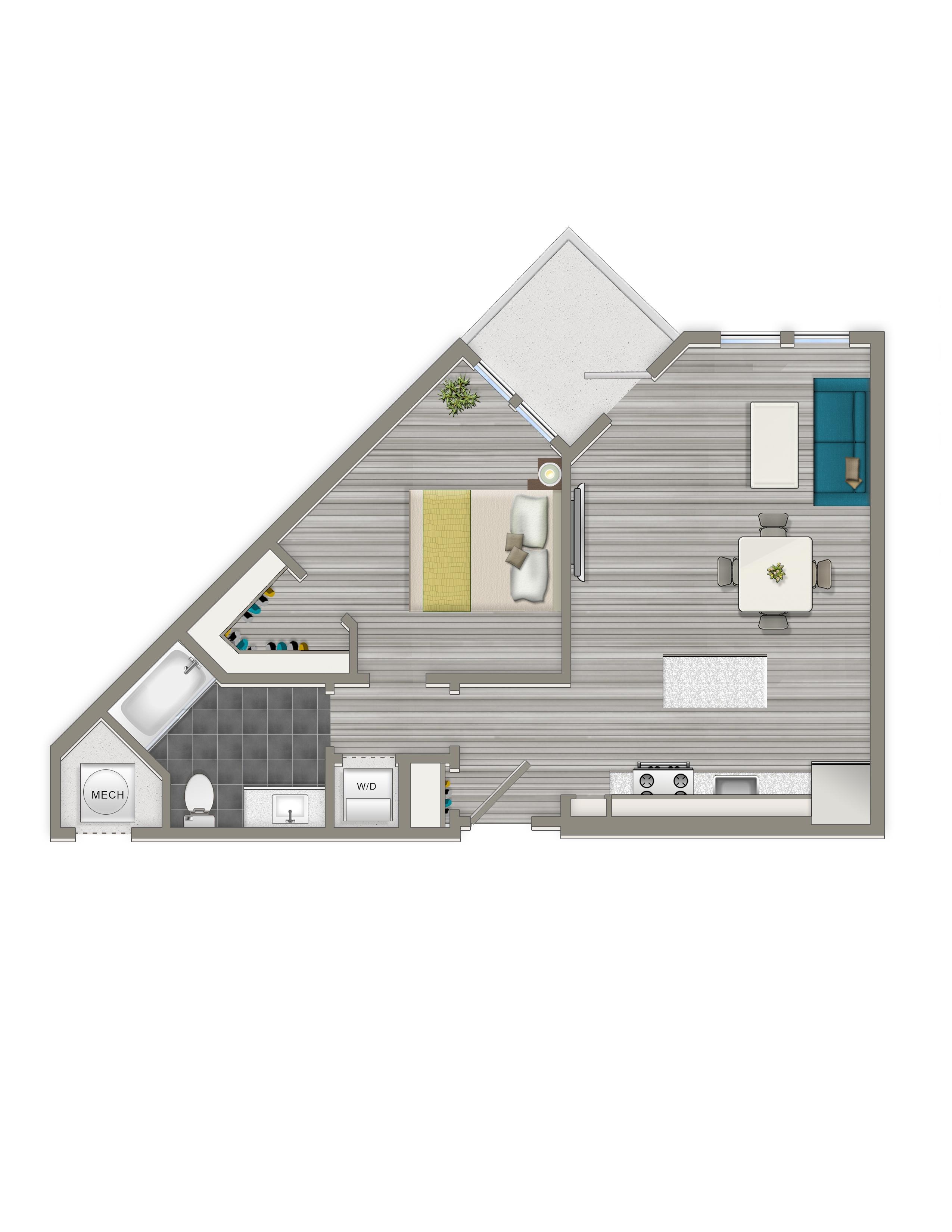 1-L - Crest Apartments