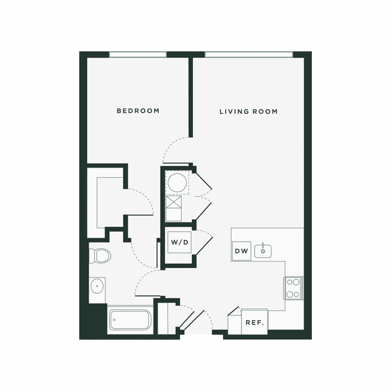 A1a Floor Plan Image