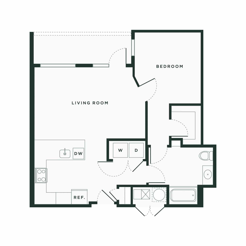 A3 Floor Plan Image