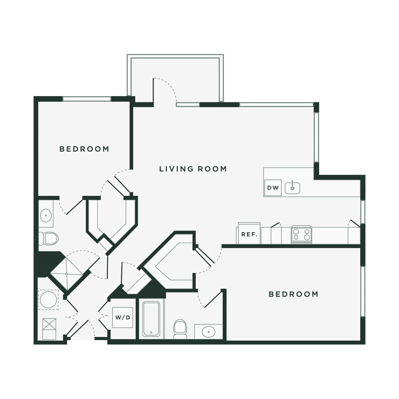 B3c Floor Plan Image