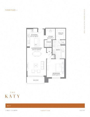 A11 – ID:3383520 Floorplan Image
