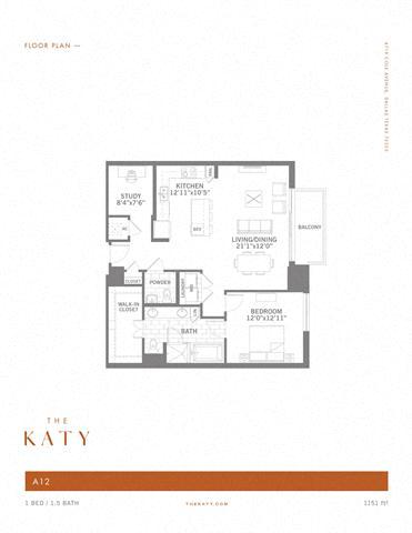 A12 – ID:3383521 Floorplan Image