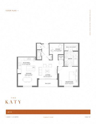 A13 – ID:3383522 Floorplan Image