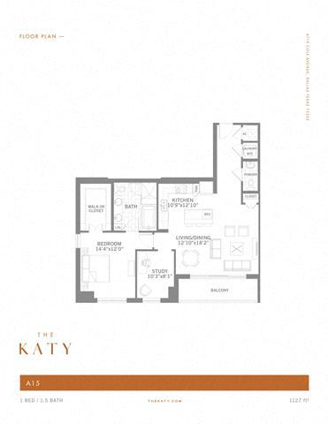A15 – ID:3383524 Floorplan Image