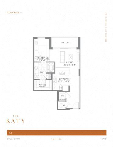 A1 – ID:3383510 Floorplan Image