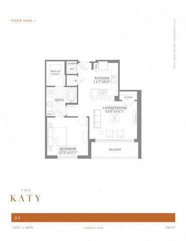 A3 – ID:3383512 Floorplan Image