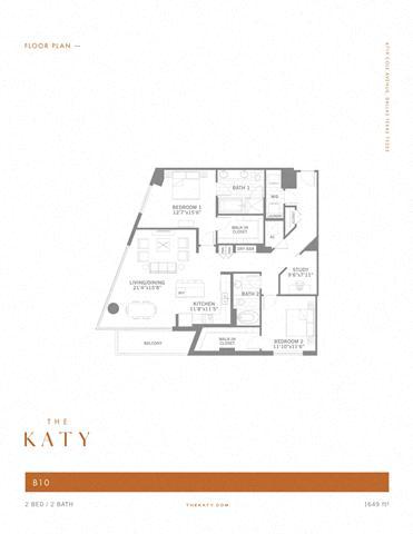 B10 – ID:3383534 Floorplan Image