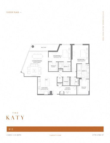 B12 – ID:3383536 Floorplan Image