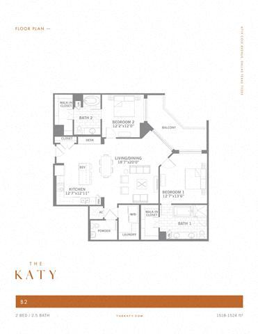 B2 – ID:3383544 Floorplan Image
