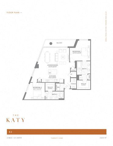 B3 – ID:3383527 Floorplan Image