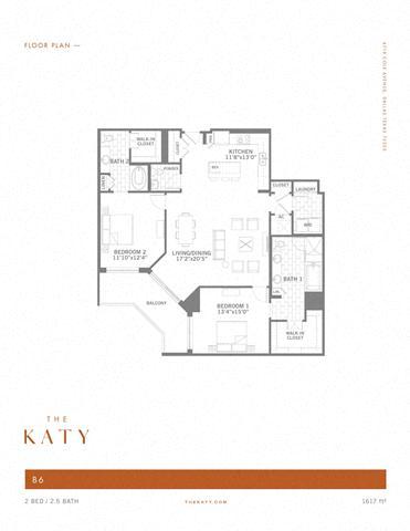B6 – ID:3383530 Floorplan Image