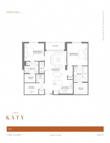 B7 – ID:3383531 Floorplan Image