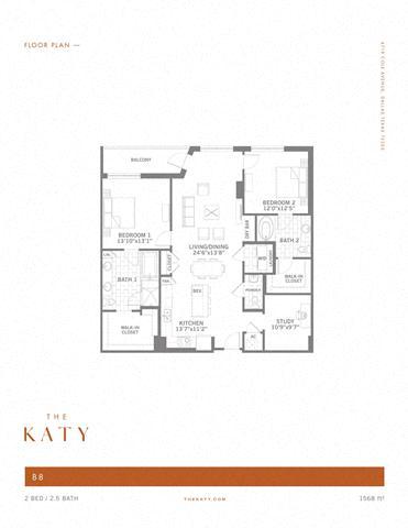 B8 – ID:3383532 Floorplan Image