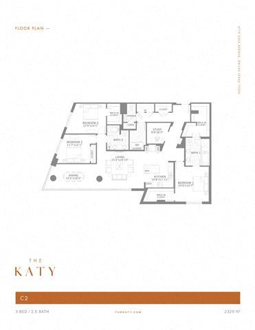C2 – ID:3383541 Floorplan Image