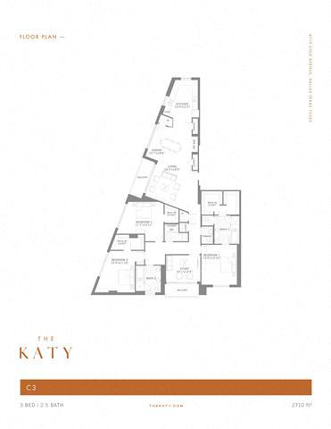 C3 – ID:3383542 Floorplan Image