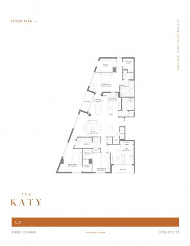 C4 – ID:3383543 Floorplan Image