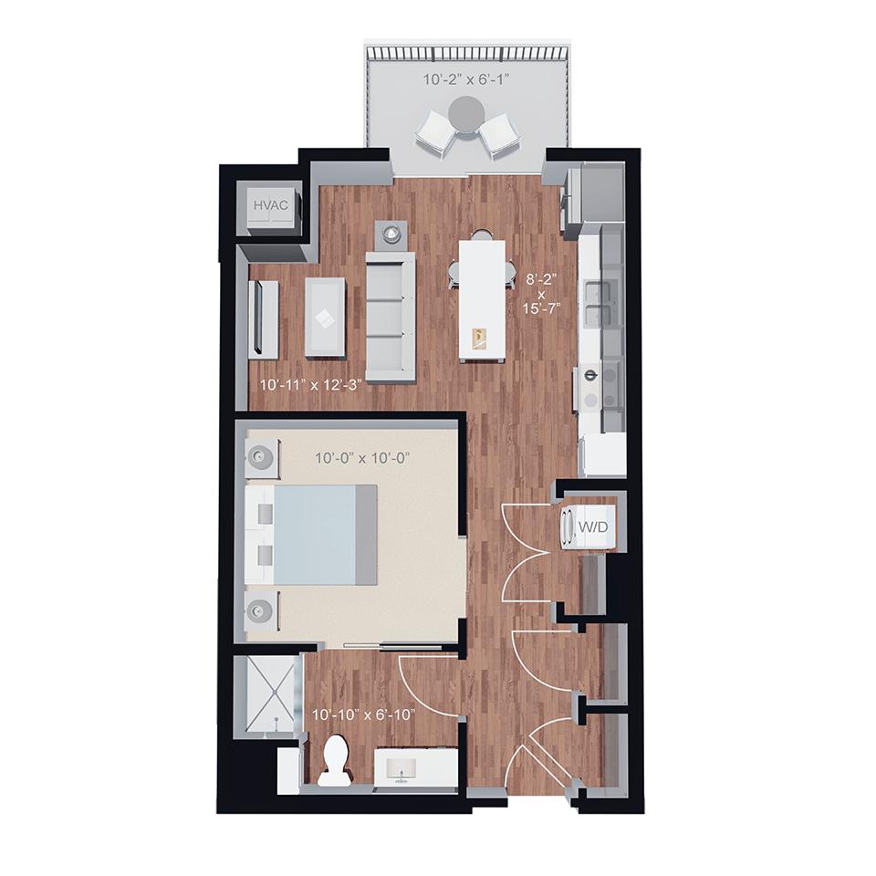 544 Floorplate