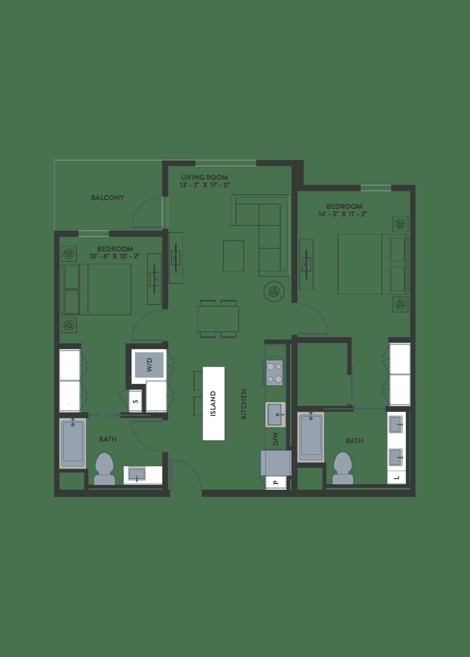 B01.1 Floor Plan