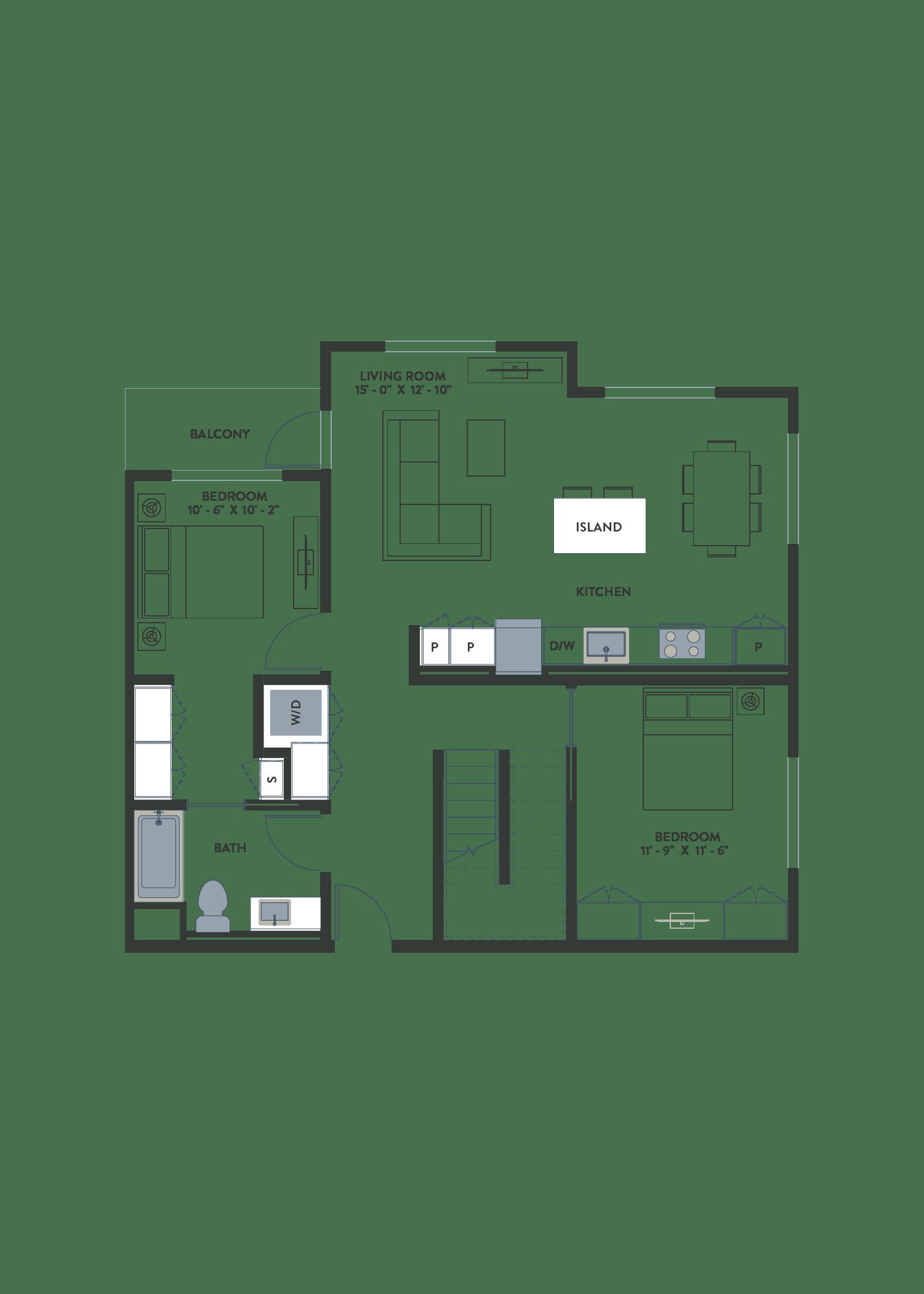 C01 Floor Plan