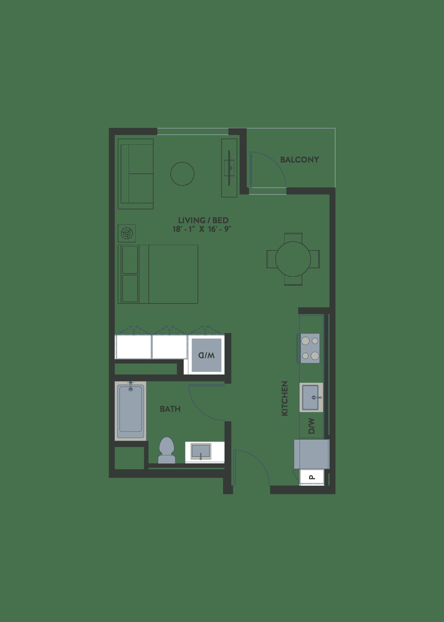 S01.01 Floor Plan
