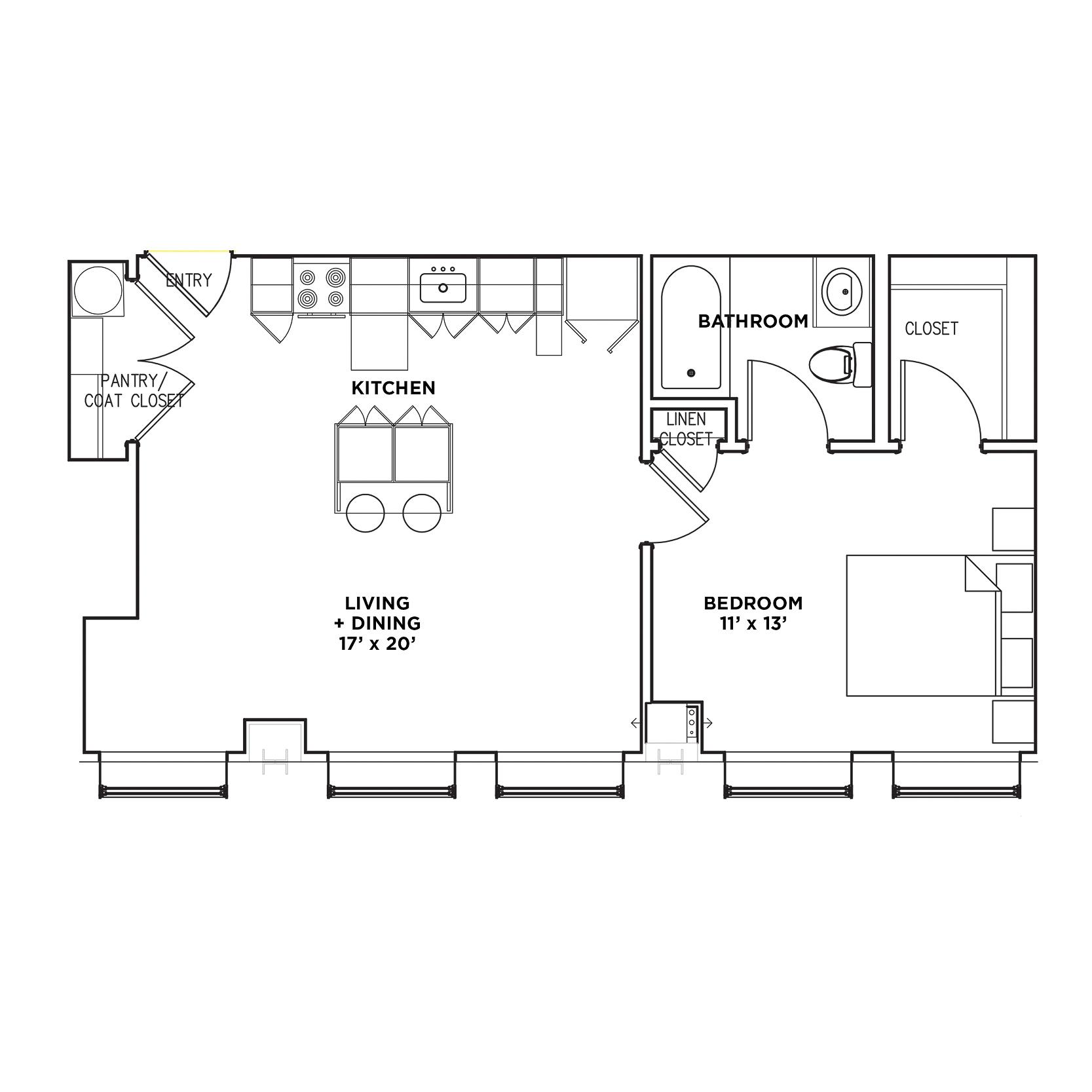 Suite D (Highland Building)