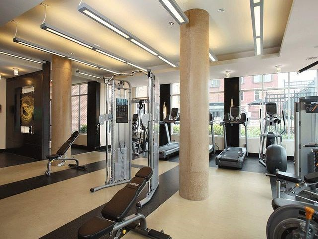 The KICK Resident Only Fitness Studio