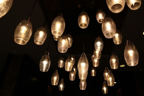 Feature Lighting and Thoughtful Design Elements