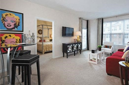 Exceptionally designed floor plans with an abundance of natural light